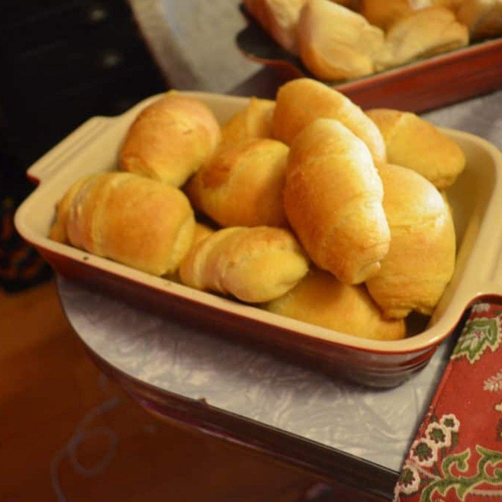 Gluten free crescent rolls recipe gluten free crescent