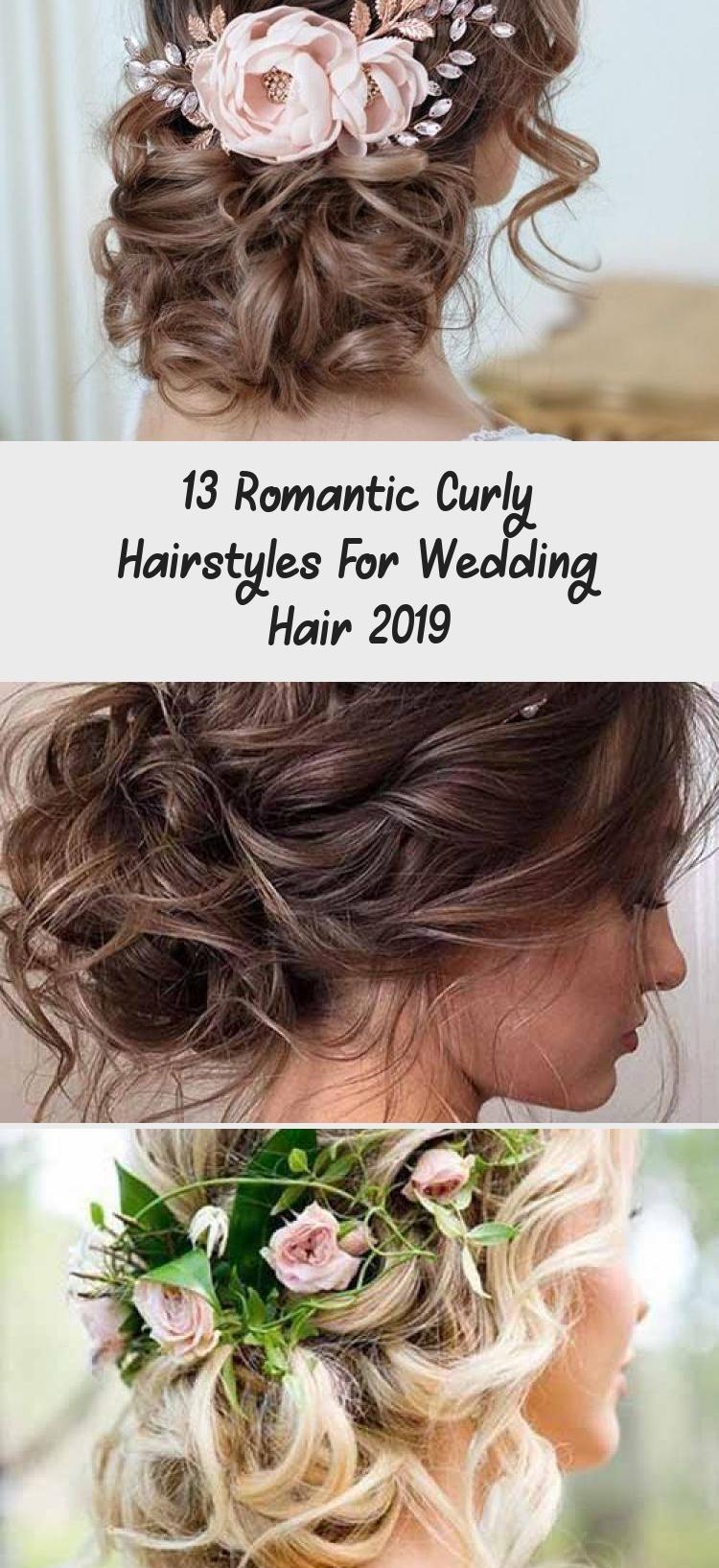 Diese 5 romantischen lockigen Frisuren sind sehr verlockend. Probieren Sie dieses romantische lockige hai …