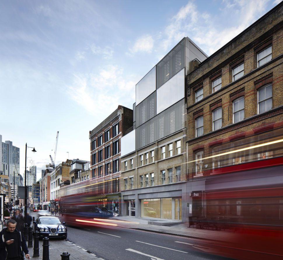 Vbbsh4flnvonqgaks06h Duggan morris, London architecture