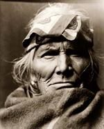 Old Indian Warrior