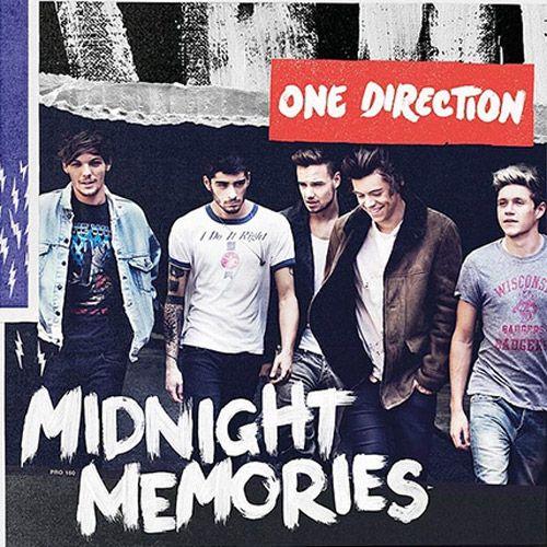 Midnight Memories, das neue Album-Cover #artwork