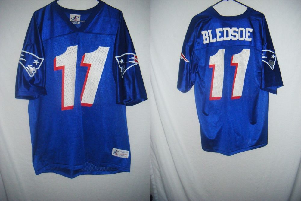 new products ef425 b2b5d 11 drew bledsoe jersey events