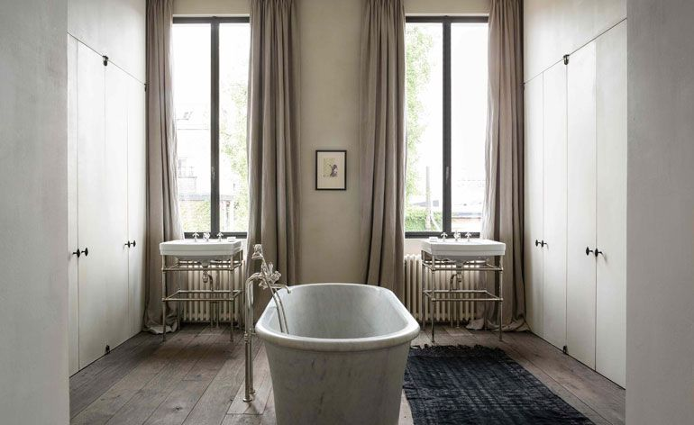 Detail Collective | Interior Space | Apartment at Graanmarkt 13 Antwerp | Image:Wallpaper