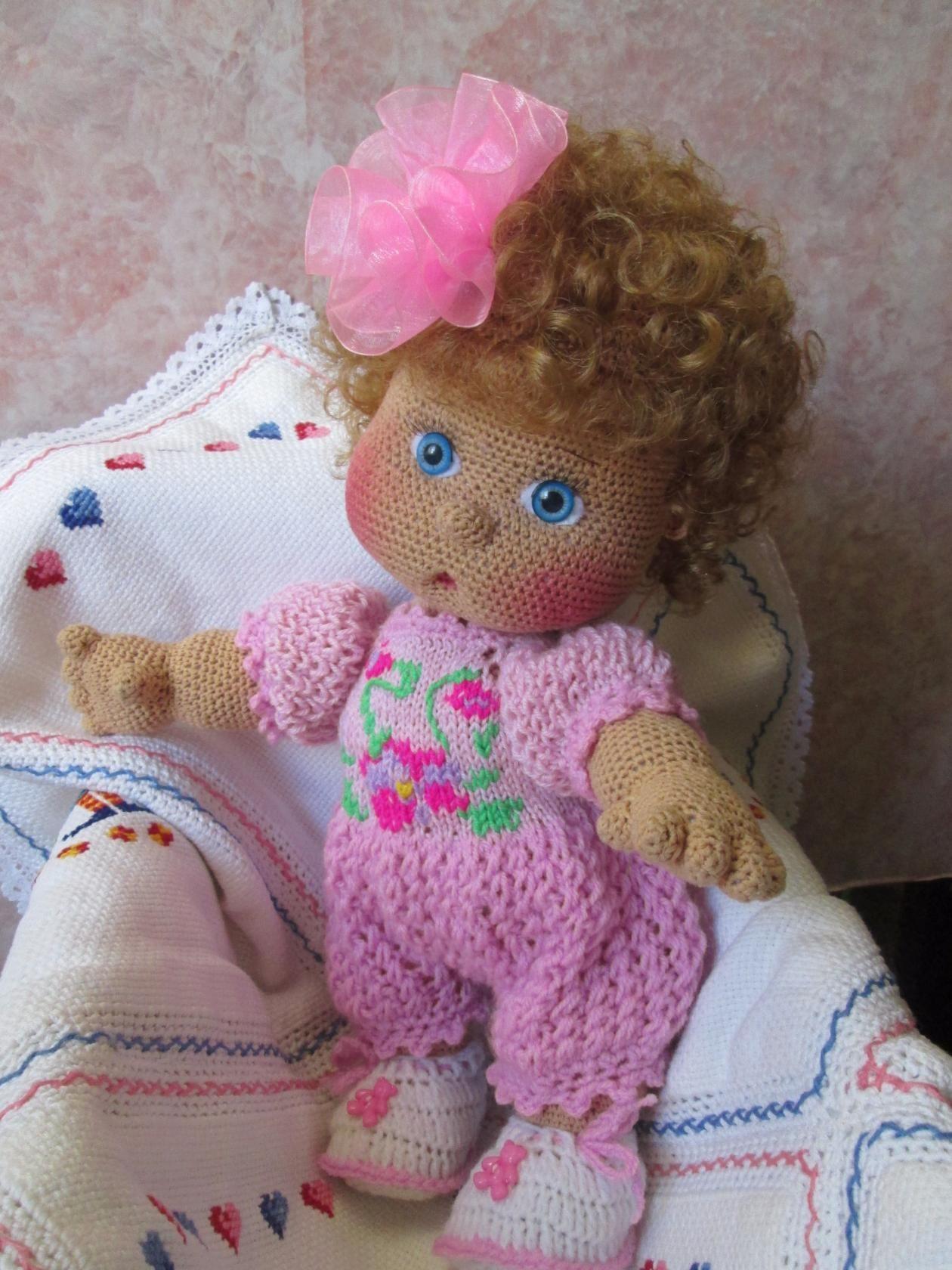 Pin von Cristina Usqueda auf crochet   Pinterest   Puppen ...
