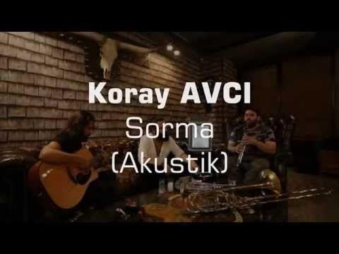 Koray Avci Sorma Akustik Muzik Notalari Akustik Gitar Muzik