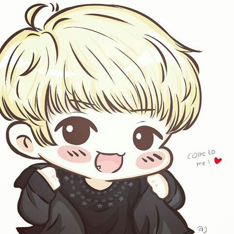 infinite woo hyun kpop kawai chibi cute
