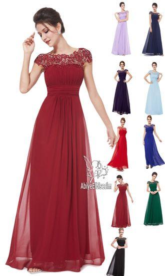 Uzun Abiye Elbise Elbise Elbiseler Balo Elbiseleri