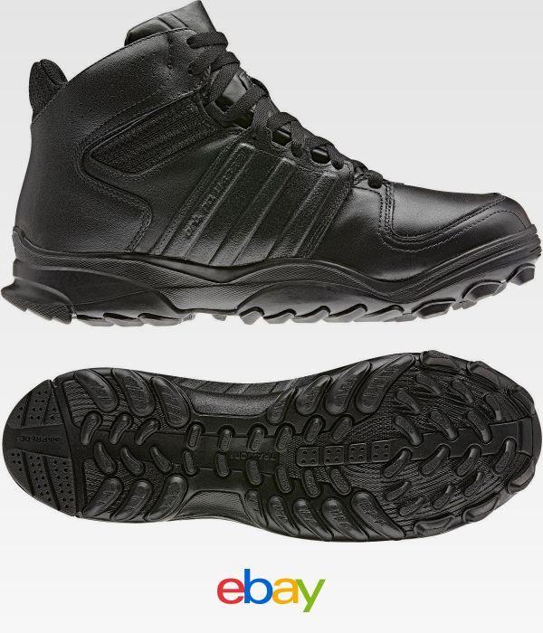 53204c8ed249 Adidas Men s Training GSG-9.4 Black Boots