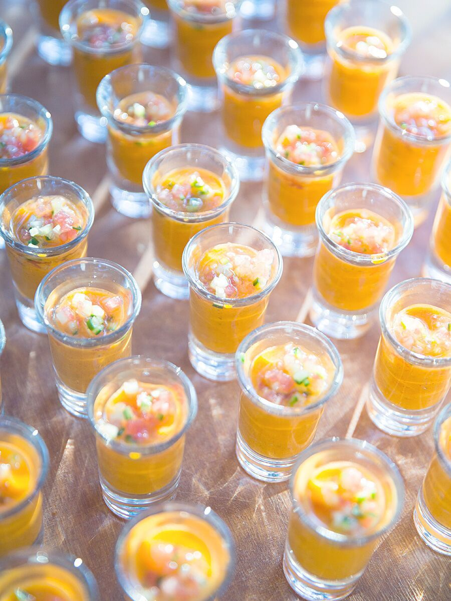 Ideas & Advice by The Knot in 2020 Wedding catering