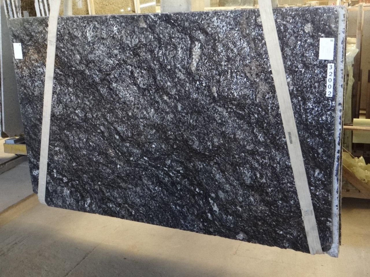 Magnificent Midnight Sparkle Granite Mont Granite