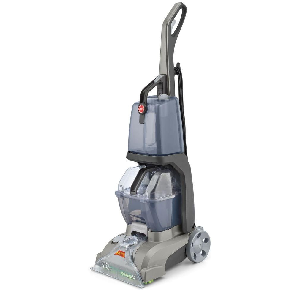 Hoover Professional Series Turbo Scrub Upright Carpet Cleaner Fh50134 The Home Depot In 2020 Carpet Cleaners Carpet Cleaner Vacuum Carpet Cleaning Company