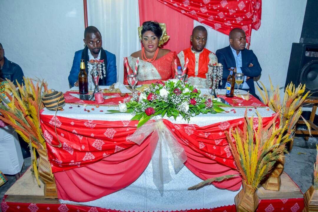 Mariage Traditionnel Africain Republique Democratique Du Congo
