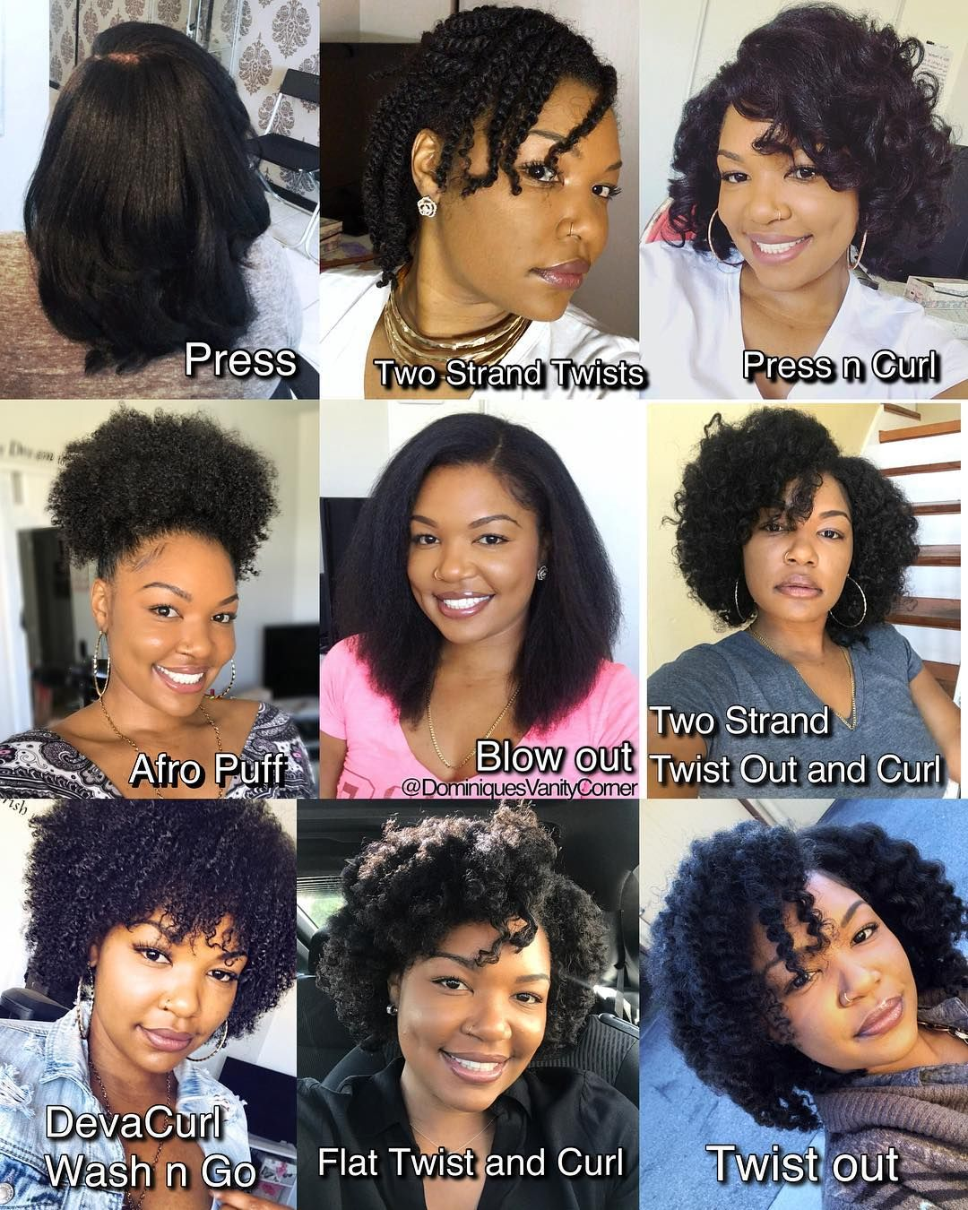 Dominiques Vanity Corner Braids For Black Hair Protective Styles