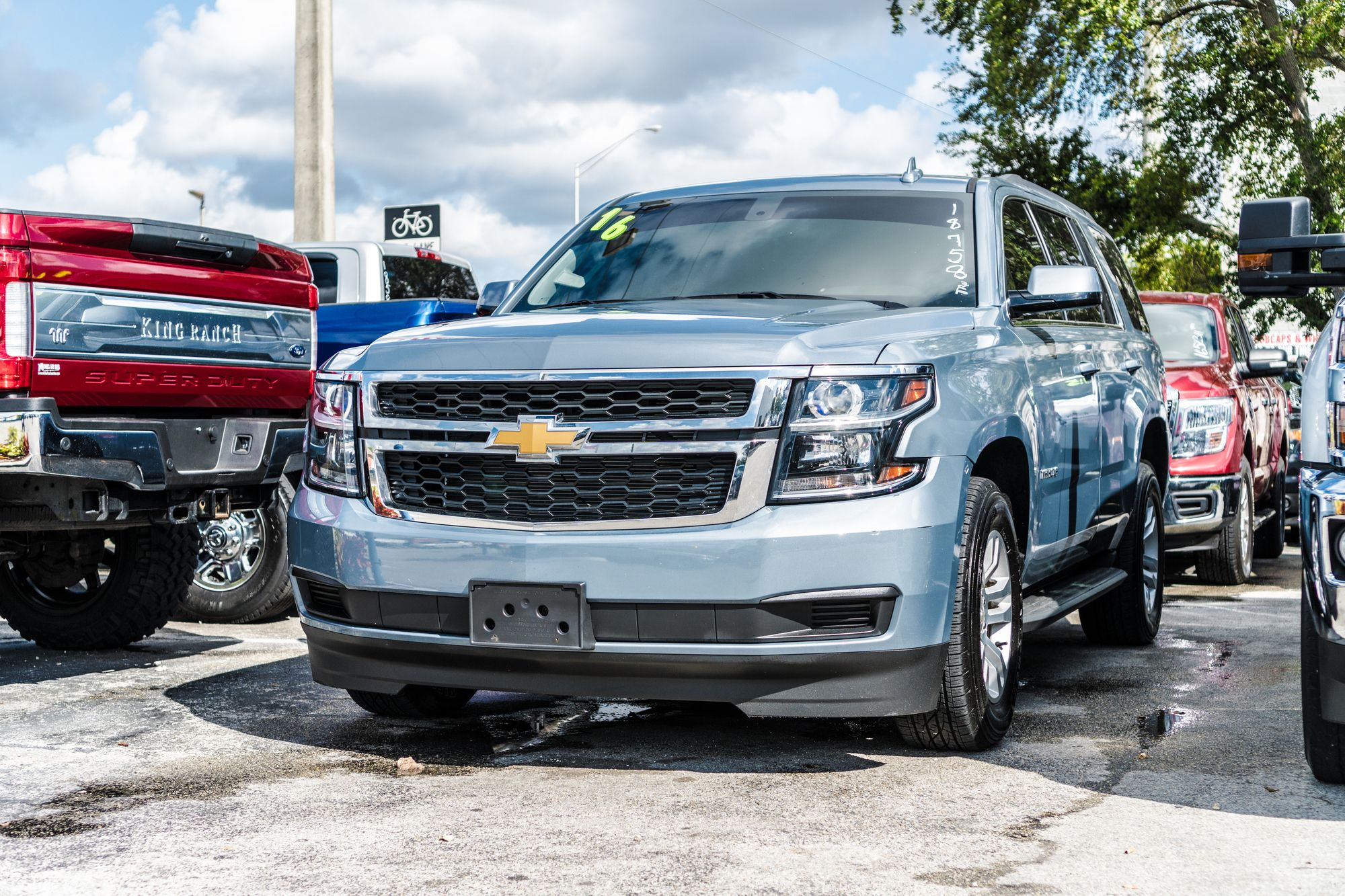 Looking For A Chevy This 16 Tahoe Is Available Now Chevy