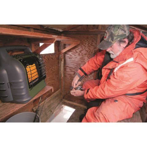 Works Great For A Portable Hunting Blind Or A Tent When I