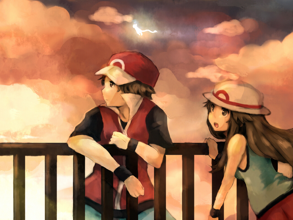 Pokemon Mas De 50 Wallpapers Fan Art Taringa Pokemon Firered Pokemon Red Pokemon