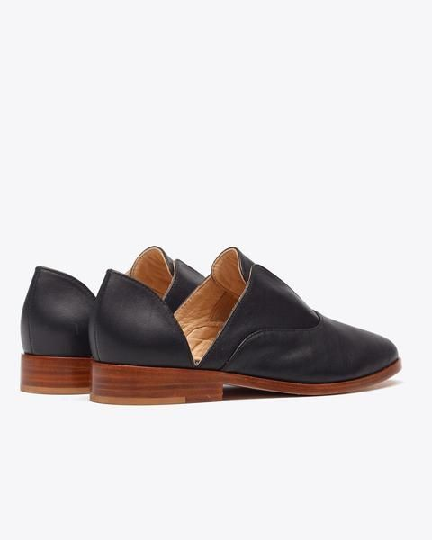 d5db74b632be The Emma d Orsay Oxford s structured style a staple. Ethically made in a  factory