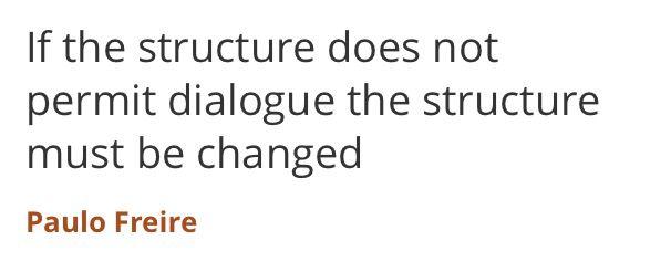 Paulo Freire quote