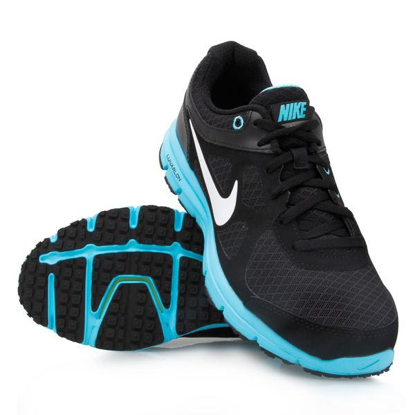 Buy Nike Lunar Forever - Womens Running Shoes - Black/Blue | Slashsport Shop