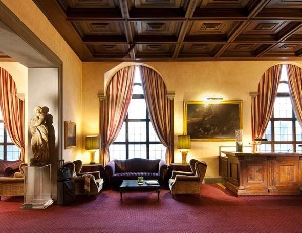 Grand Hotel Baglioni Florence Italy Piazza Unita Italiana 6 50123 4