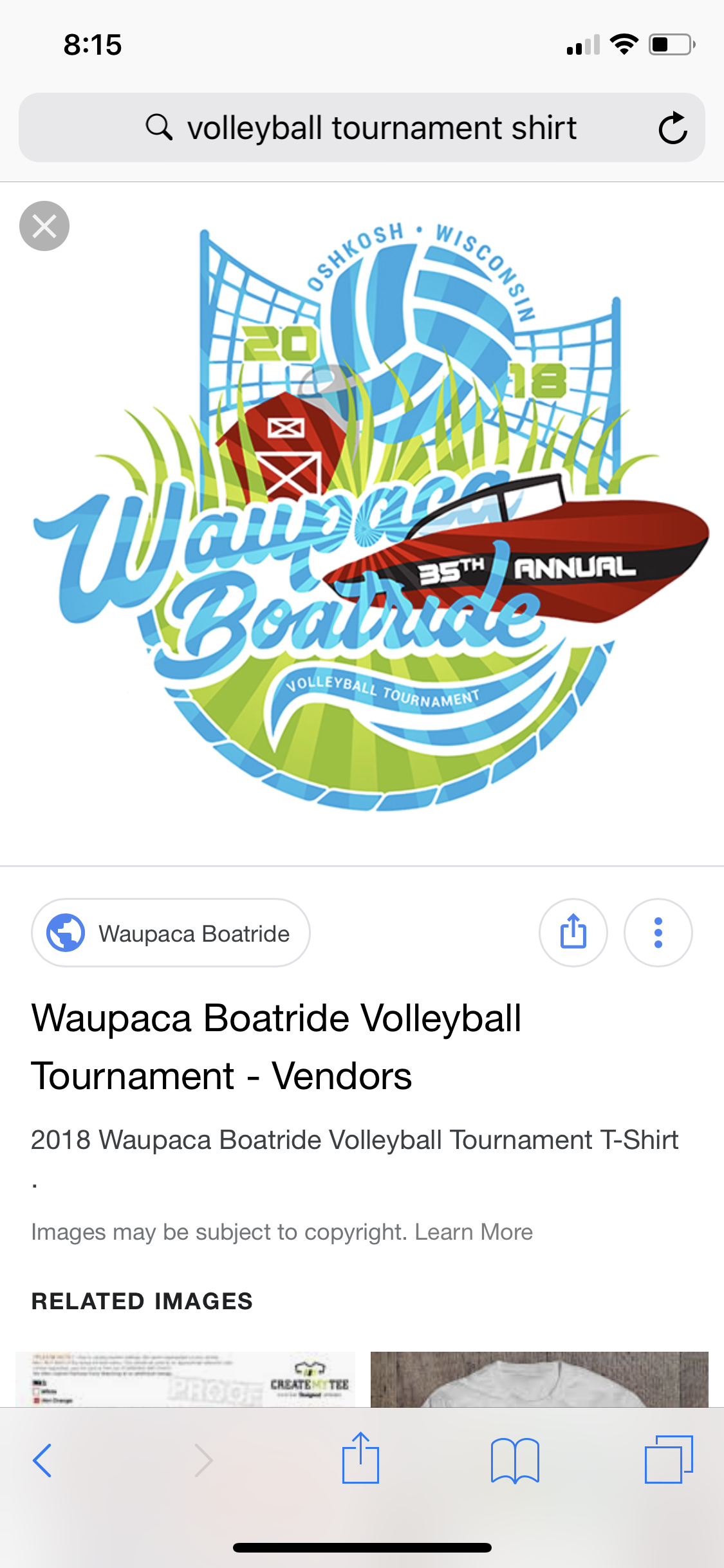 Pin By Stephanie Cantway On Tournament Logo T Shirt Image Volleyball Tournaments Waupaca