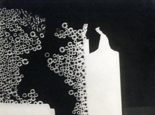 Man Ray - Rayogramme Source: regardintemporel