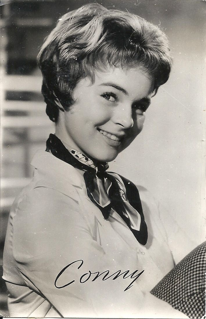 Conny Froboess | My Moviestarcards 50's & 60's