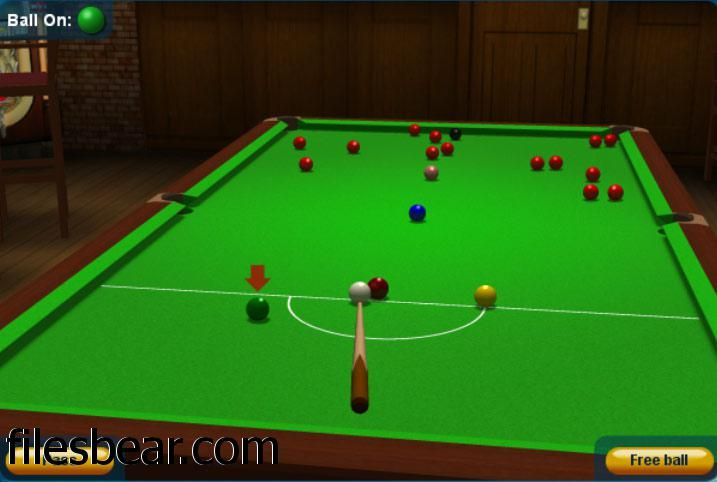 snooker games free  for pc full version