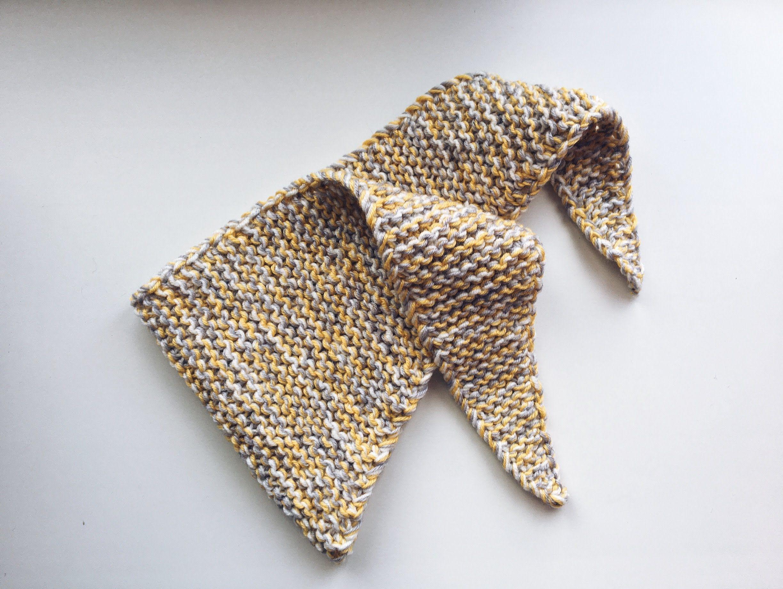 шарф платок детский