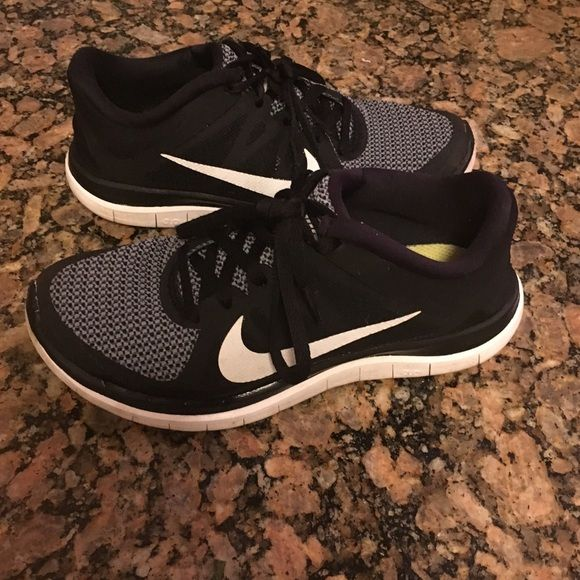 Nike Sneakers Worn gently. Size 6.5. Bought a few months back from footlocker for $125 Nike Shoes Sneakers