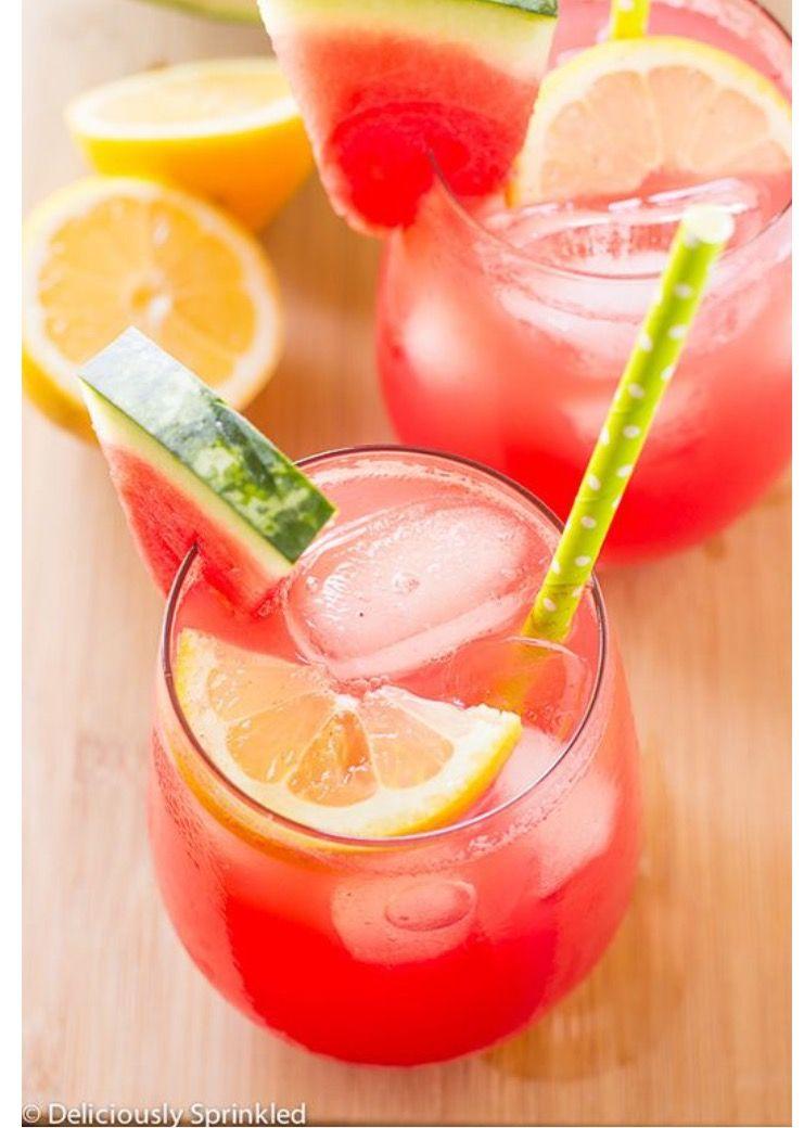 Lemonade #cocktails #raw #vegan #cleaneating
