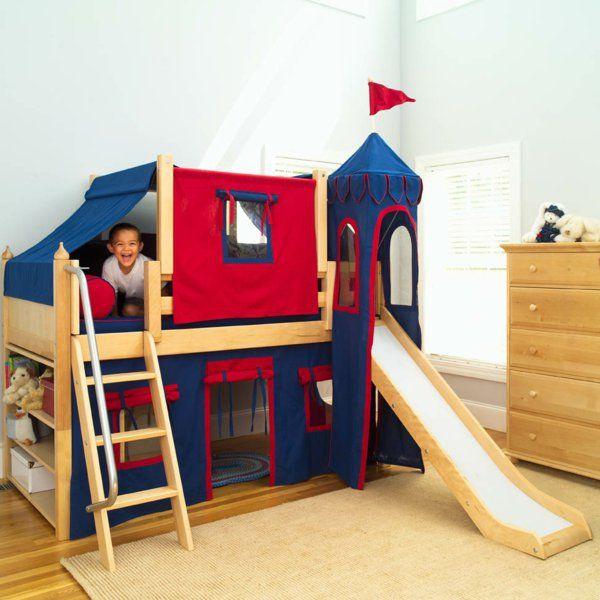 Spielbett Ein Traum Fur Die Kinder Inspirierende Spielbett