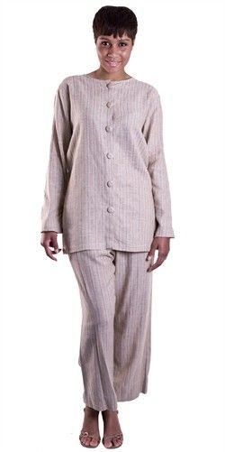 Misses Linen Suits | category fashion womens product women s beige summer linen suit lax 6 ...