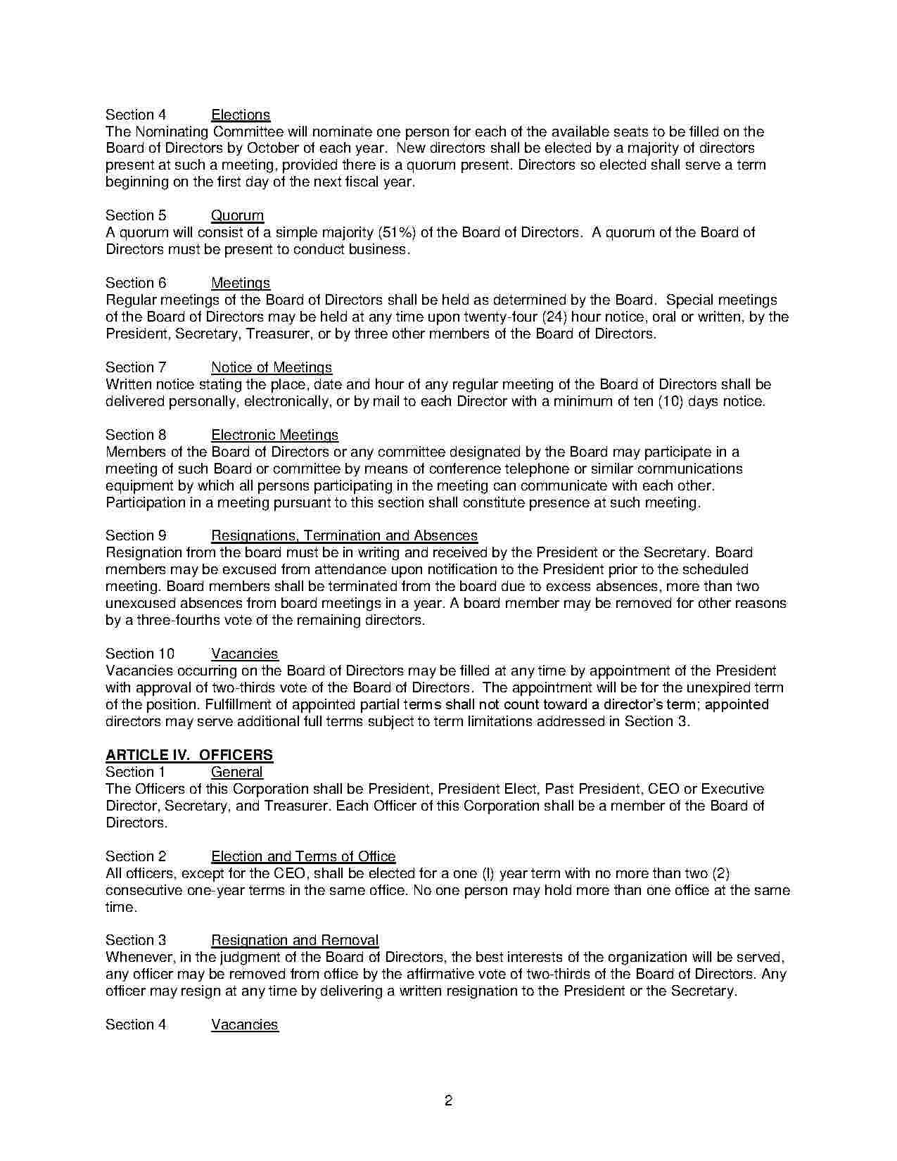 Download Corporate Bylaws Style 8 Template For Free At In Corporate Bylaws Template Word Best Sample T Business Template Professional Templates Word Template