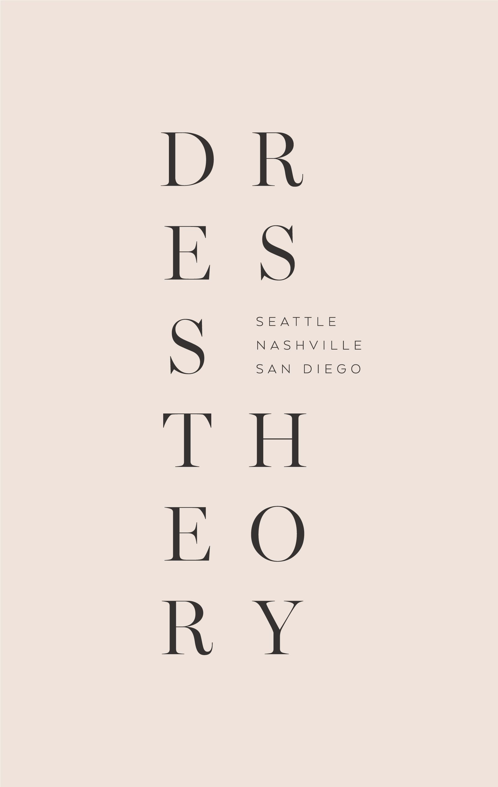 This Is Supposed To Read Dress Theory But My Brain Sees The Word Destroy And A Misspelling Of Dysentery