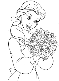 Image Result For Disneyland Paris Colouring Pages Princess Coloring Pages Belle Coloring Pages Disney Princess Coloring Pages