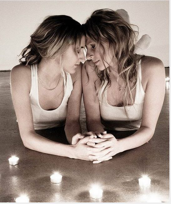 Holly halston and rebecca love lesbian
