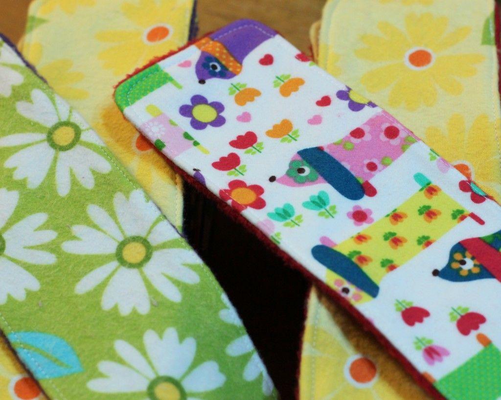 Cloth Menstrual Pad tutorial | Cloth menstrual pad ...