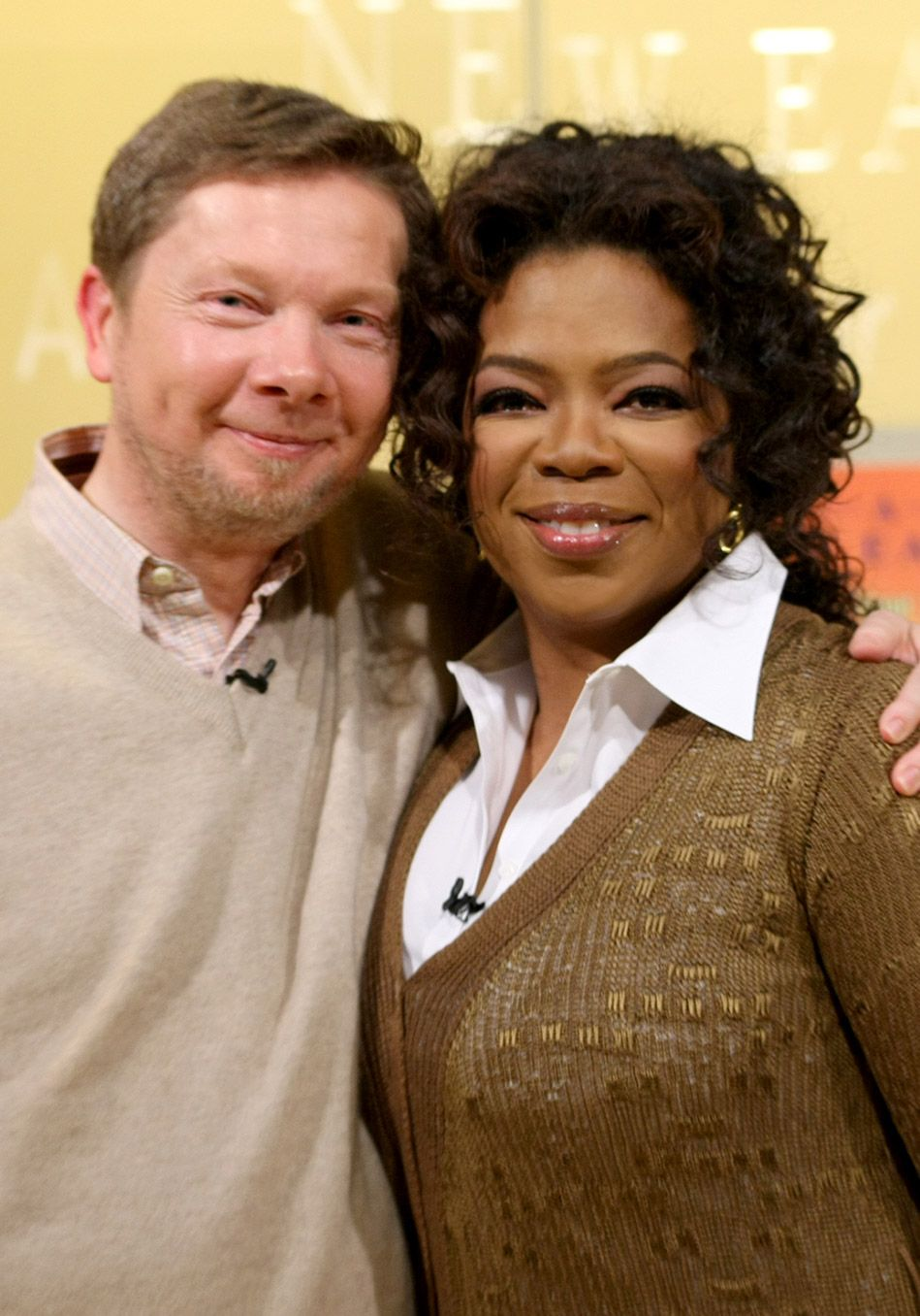Get Ready to Be Awakened by Oprah & Eckhart Tolle: A New Earth ...