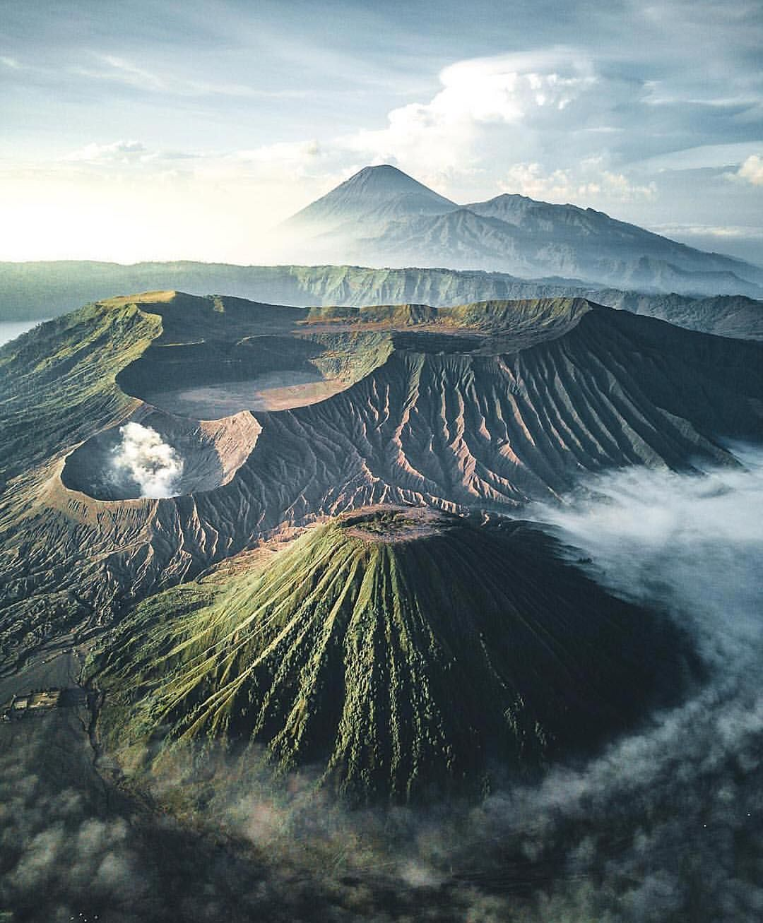 Mount Bromo East Java Indonesia Discoverearth By Sunset Full Destination Manueldietrichphotography