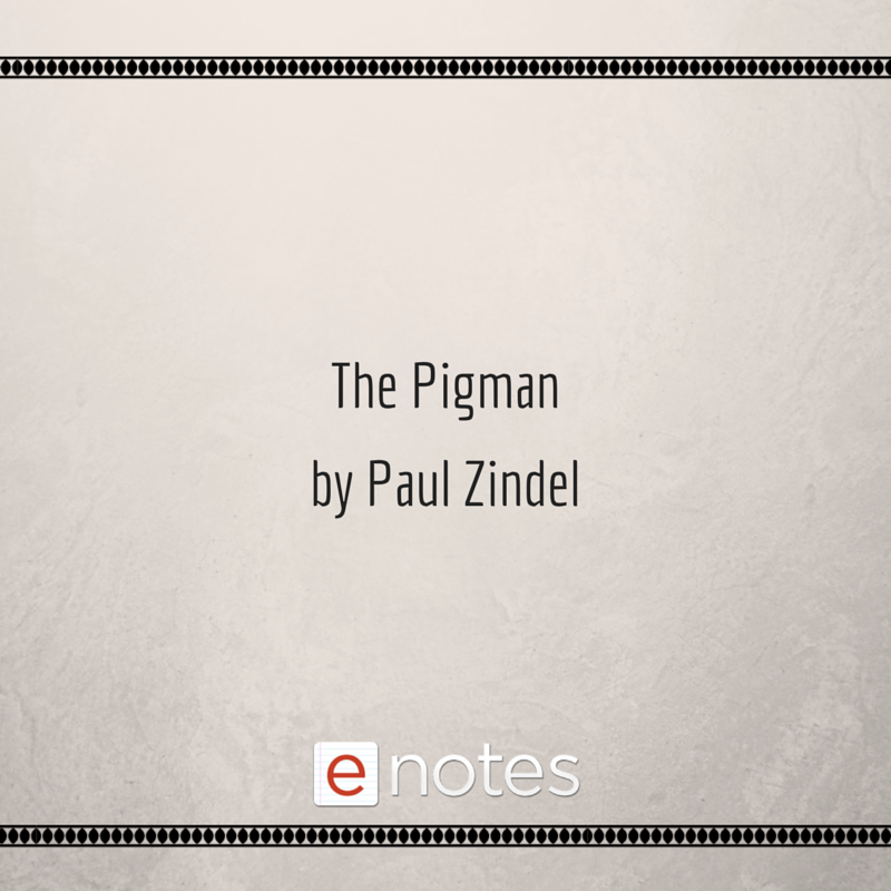 Things Fall Apart Symbolism Quotes: The Pigman By Paul Zindel Study Guide. Chapter Summaries