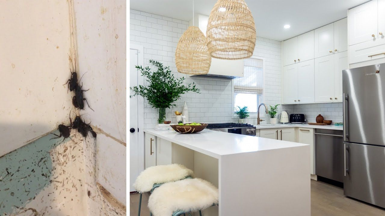 Makeover: This Small Kitchen Was A Nightmare!  Interior design