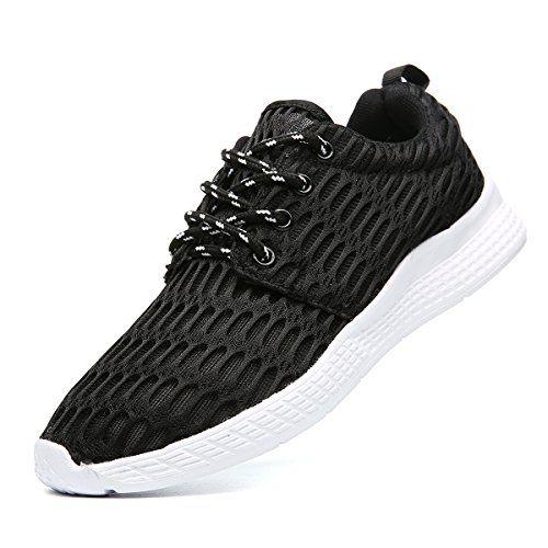 31e86d052d2bc great JARLIF Women's Mesh Walking Sneakers - Lightweight Comfortable ...