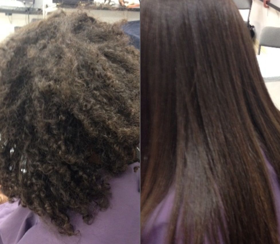 Magic straight perm vs keratin - Magic Sleek Is 100 Safe For Women Of All Ages And Can Be Used On