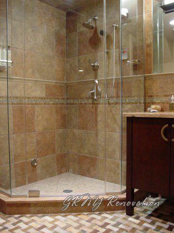 Glass Door Bathroom Showers  Glass Door Bathroom Showers Steam. Bathroom Shower Glass Doors   Poxtel com