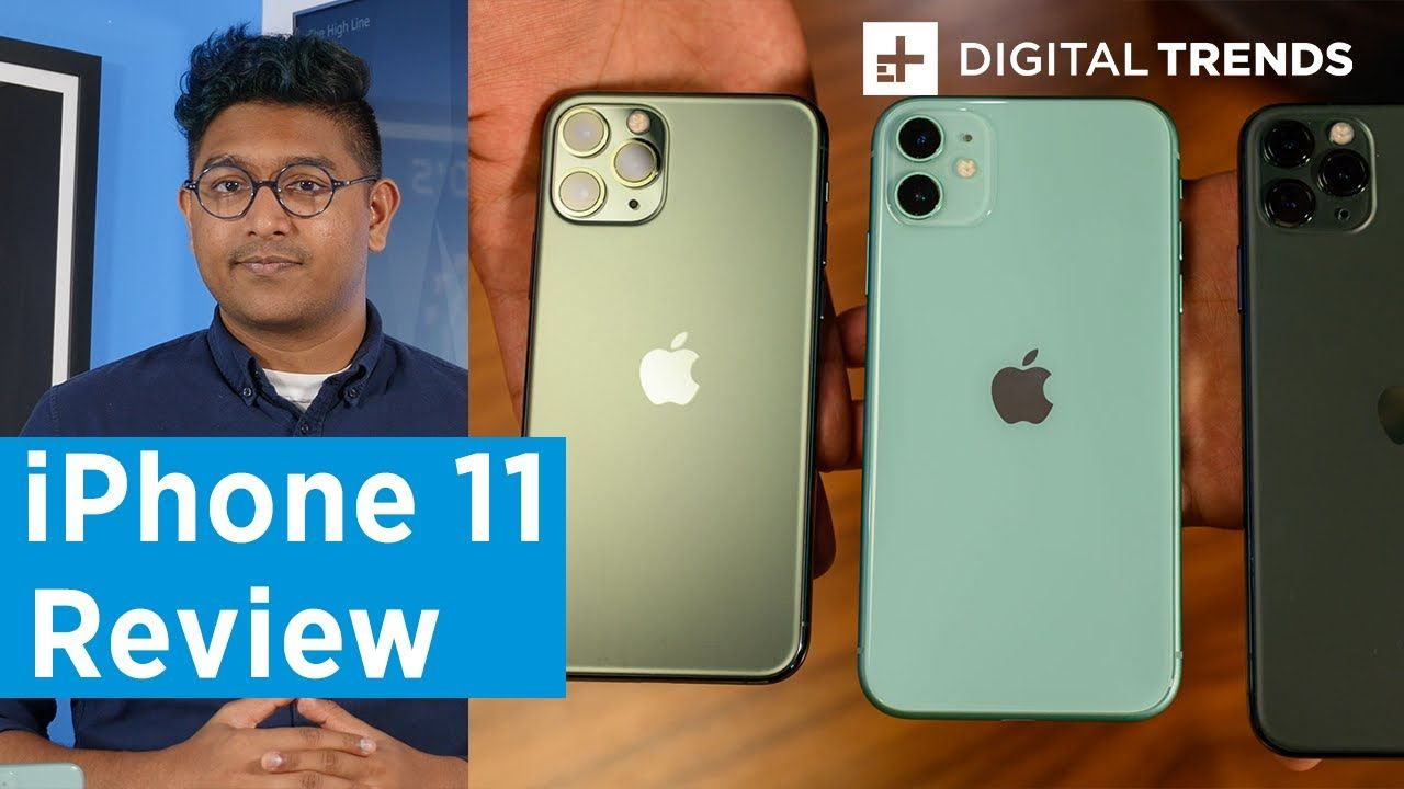 Iphone 11 Iphone 11 Pro Hands On Review Digital Trends Digital Trends Iphone Iphone 11