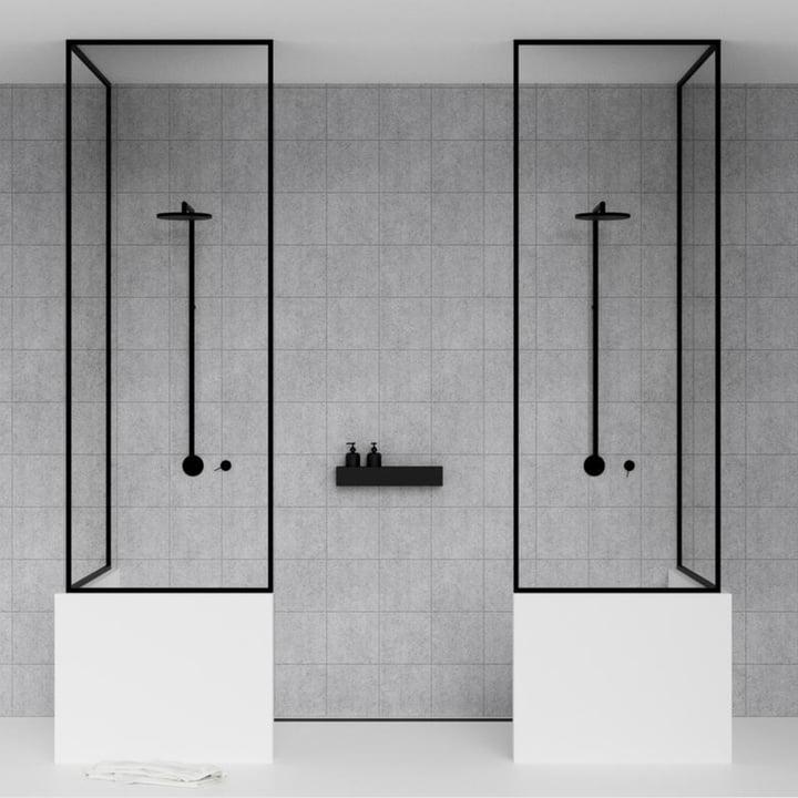 Wandablage Von Nichba Design Connox In 2020 Dusche Ablage Dusche Ablage