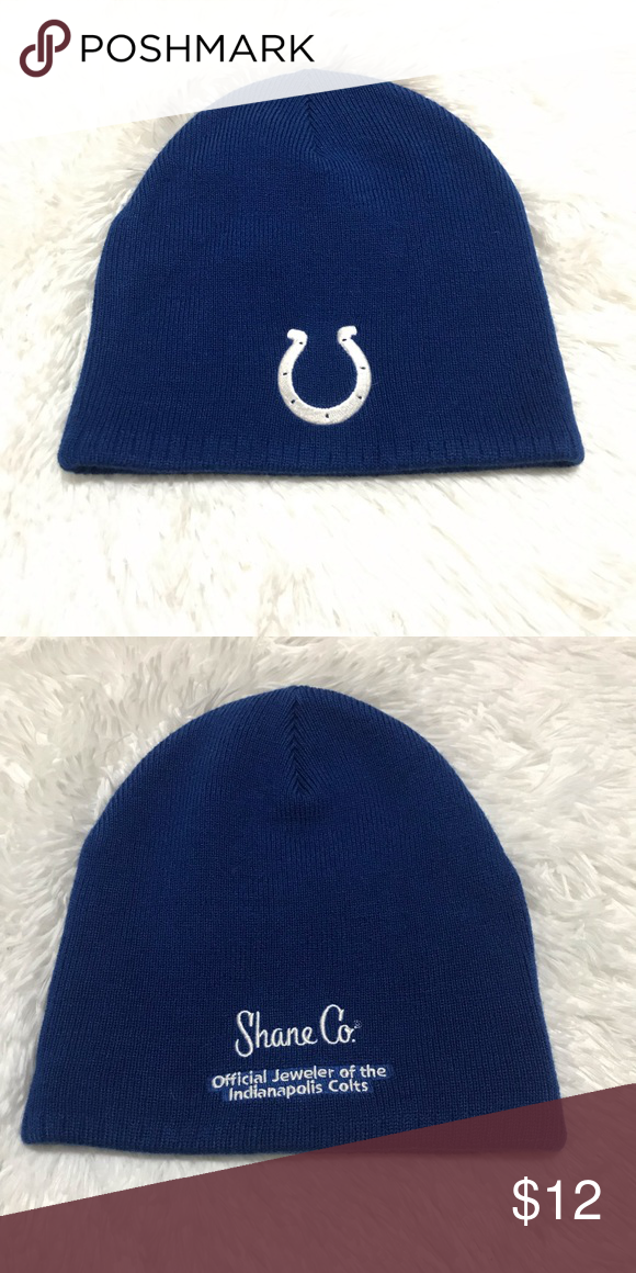 97125306 Men's Indianapolis Colts Winter Beanie Shane company sponsored 100 ...