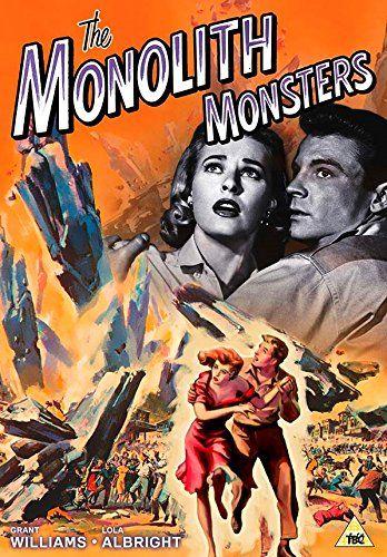 The Monolith Monsters [DVD]: Amazon co uk: Grant Williams