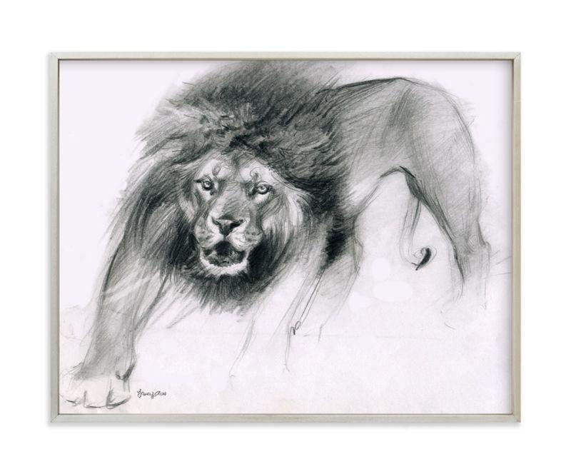 Roaring Lion Marketplace Non Custom Art In 2020 Panda Kunst Kunst Ideen